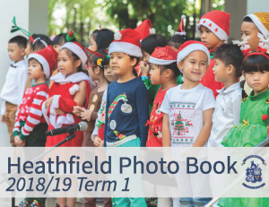 Heathfield Photo Book 2018/19 Term 1