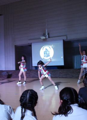 TISAC Dance