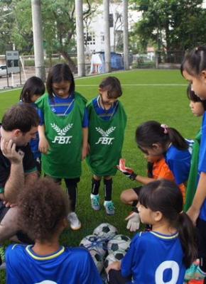 TISAC Foottball U9 Girls