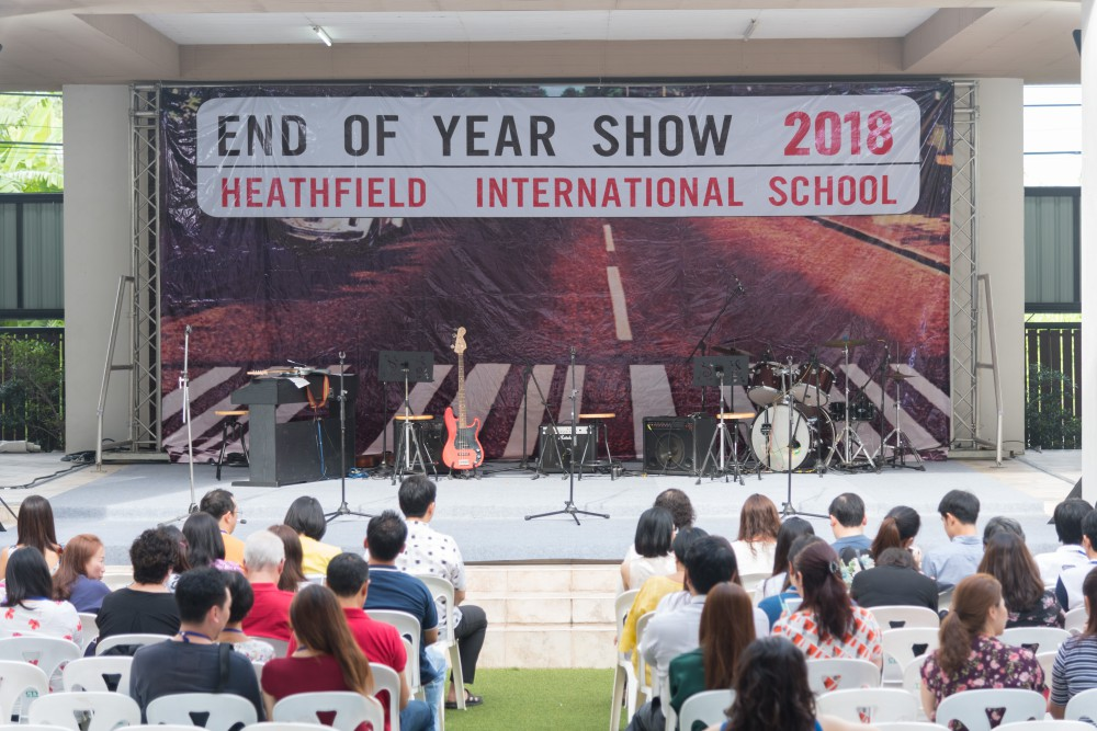 End of year show 2018 0019 s