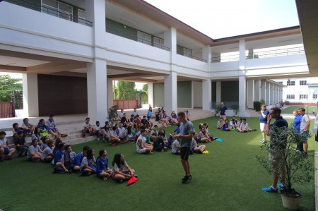 Inter House Sport Day
